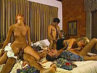 hot arab group sex video
