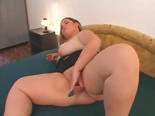 Fucking Hot Chunky BBW with for detail fat ass-1