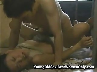 Japanese Asian Girl Prurient Love For Stepdad