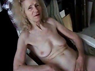 OLD BITCH   josee  real tart housegirl  70 yrs