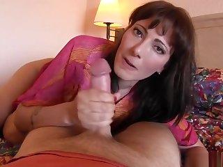 StepMommy Rides My Dick