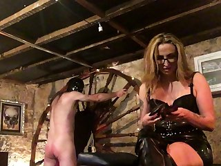 More Sport With Spanky bdsm bondage slave femdom domination