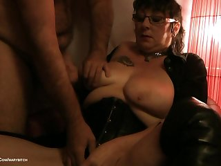 Exhibited & Fucked In A Sex Disloyal to Pt1 - TacAmateurs