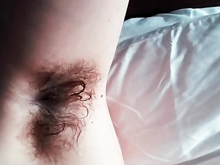 Close with reference to dildo action for sexy solo babe