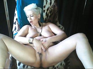Mature floozy AimeeParadise is the VIP of bitch orgasms .!.