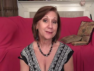 Auntie marie is a dirty minded, mature battle-axe who likes to masturbate in the lead be useful to the camera