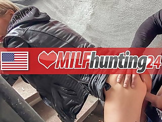 MILF Hunter nails Vicky take an office ruin! milfhunting24