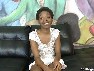 Slim Unsightly Ebony Throated